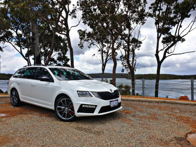 Skoda Octavia RS is simply clever
