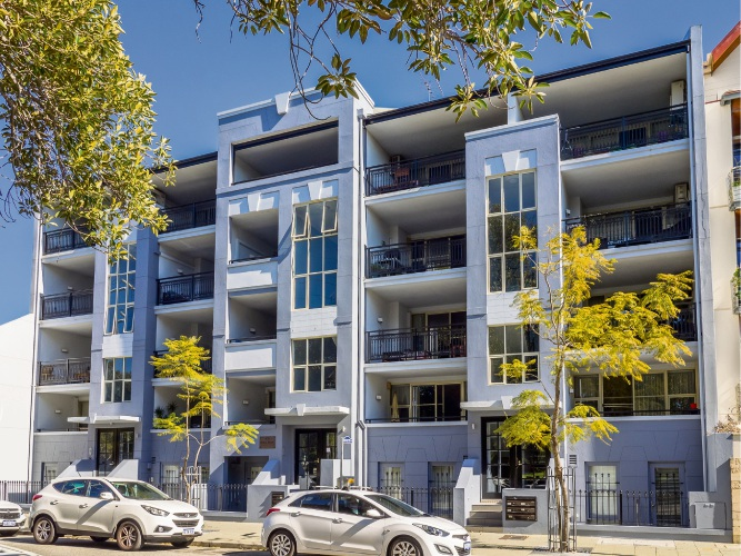 14/43 Shenton Street, Northbridge – Offers in the high $500,000s