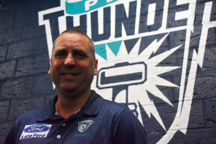 Steve Markham named Peel Thunder's WAFLW's new coach