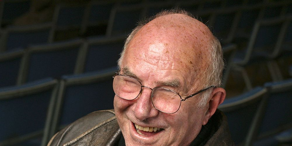 Clive James. Photo: Getty