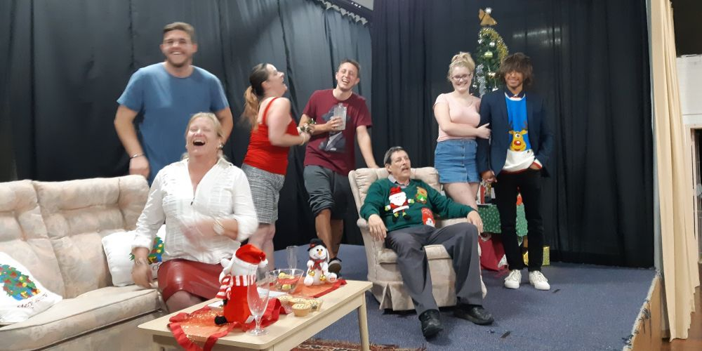 Joondalup Encore Theatre Society presents A Kick in the Baubles