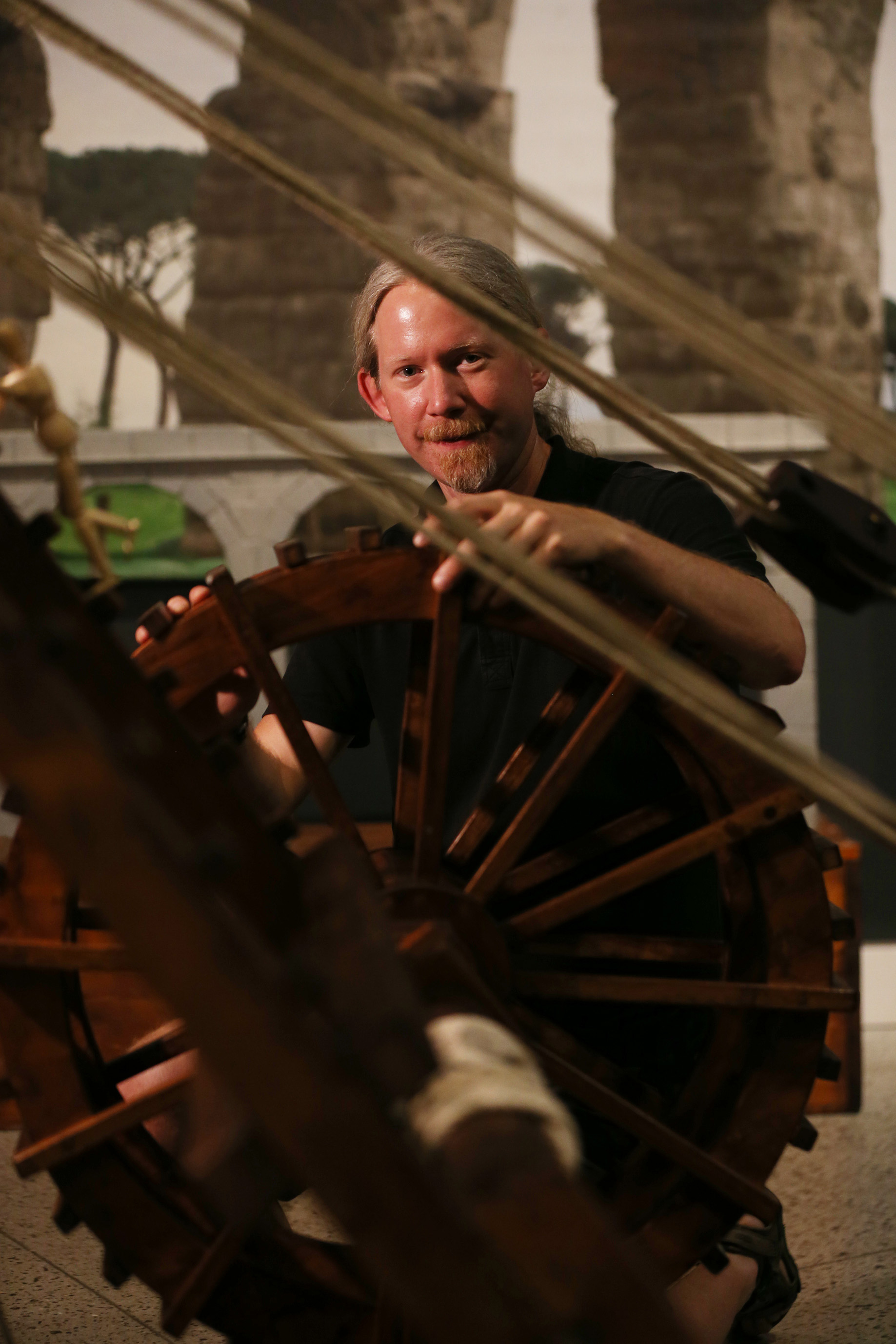Inventions of Ancient Rome goes on display at museum
