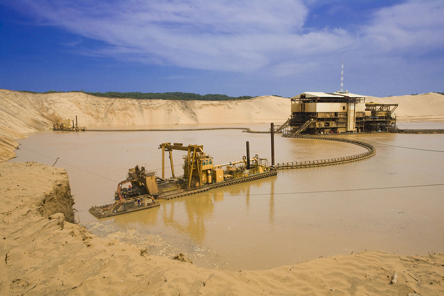 Rio Tinto says it has curtailed operations at its Richard Bay Minerals unit in South Africa. Picture: Rio Tinto