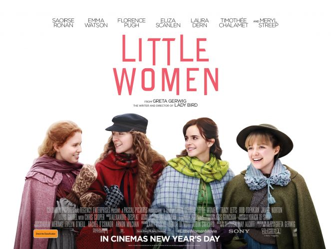 Win a double pass to Little Women