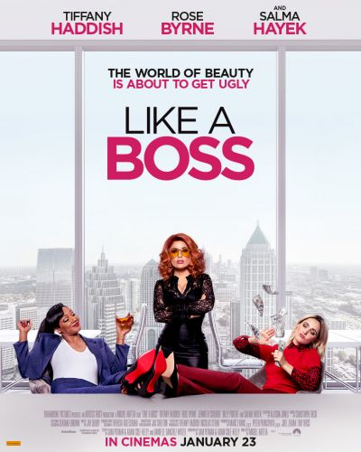 Win a double pass to Like a Boss