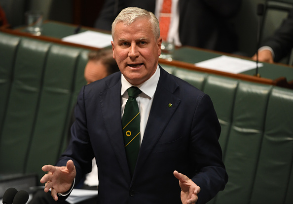 Deputy Prime Minister Michael McCormack. Picture: Tracey Nearmy/Getty Images