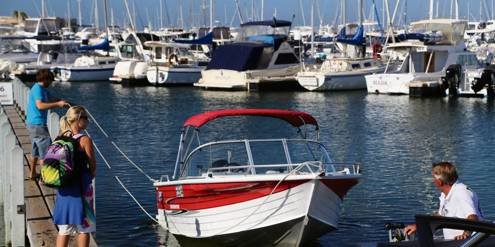 Community feedback has been used to implement boating changes to improve safety.