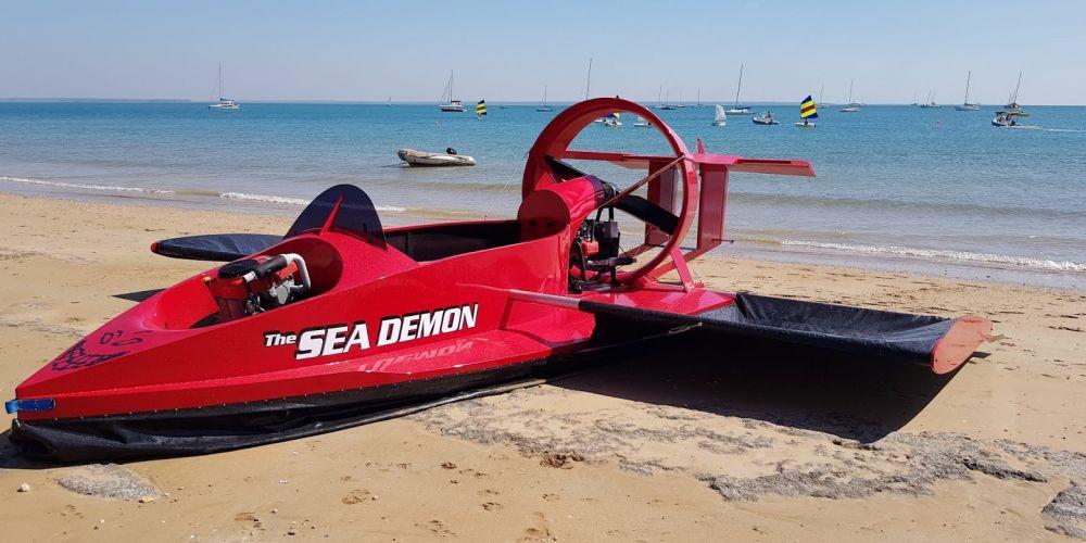 The Sea Demon.