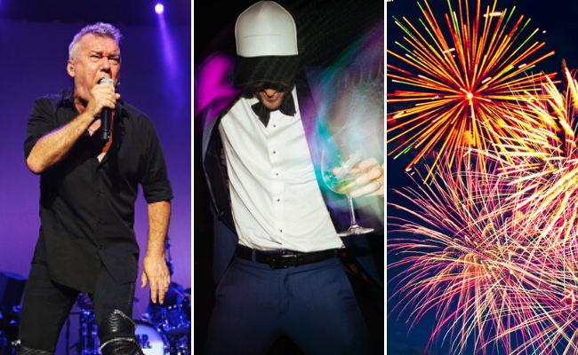 What are your plans for New Year's Eve?