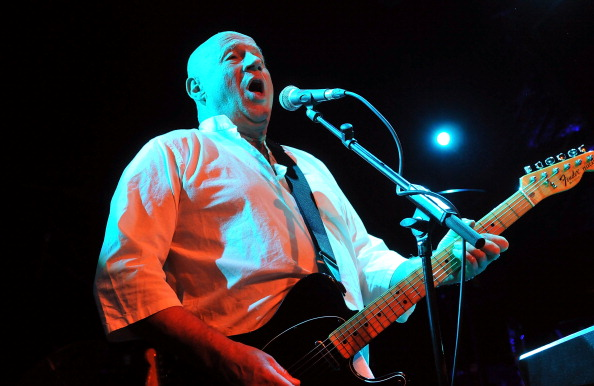 Neil Innes, as Ron Nasty, of The Rutles performs live on stage. Picture: Jim Dyson/Redferns via Getty Images