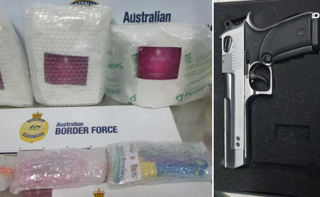 Fifteen people have been charged after a year-long WA joint law enforcement operation that resulted in the seizure of around $15 million worth of methamphetamine (meth), four guns and more than $75,000 cash.