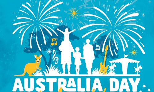 Australia Day in Armadale