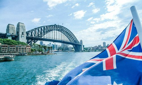 Australia Day Lunch & Dinner Cruises On Sydney Harbour
