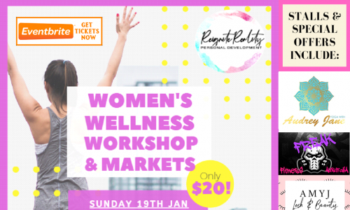 Women's Wellness Workshop & Expo