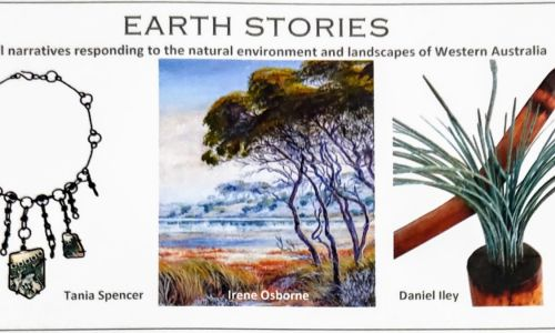EARTH STORIES  –  Exhibition