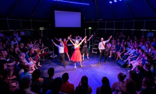 Impromptunes – The Completely Improvised Musical
