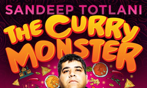 Sandeep Totlani – The Curry Monster