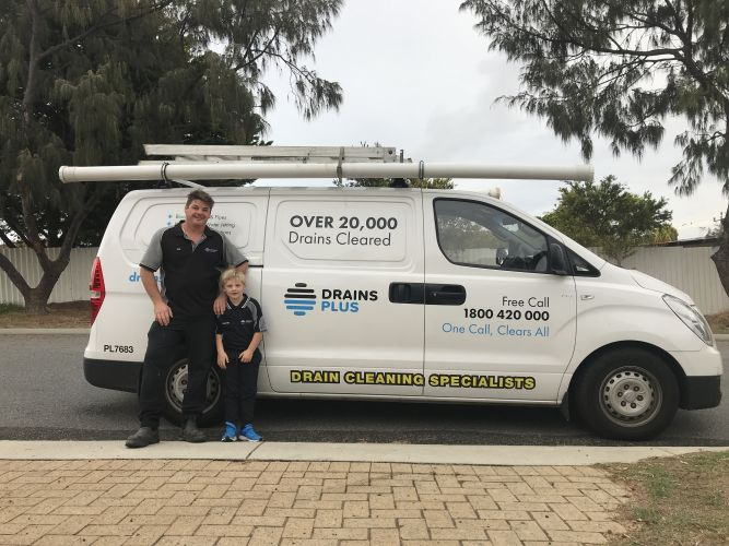 Drains Plus: the blocked drains specialists