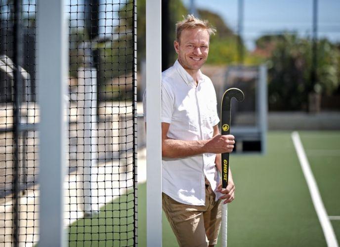 Olympian Tim Deavin will be Fremantle Cockburn Hockey Club's coach for the upcoming Men's Premier Grade season. Photo: David Baylis.