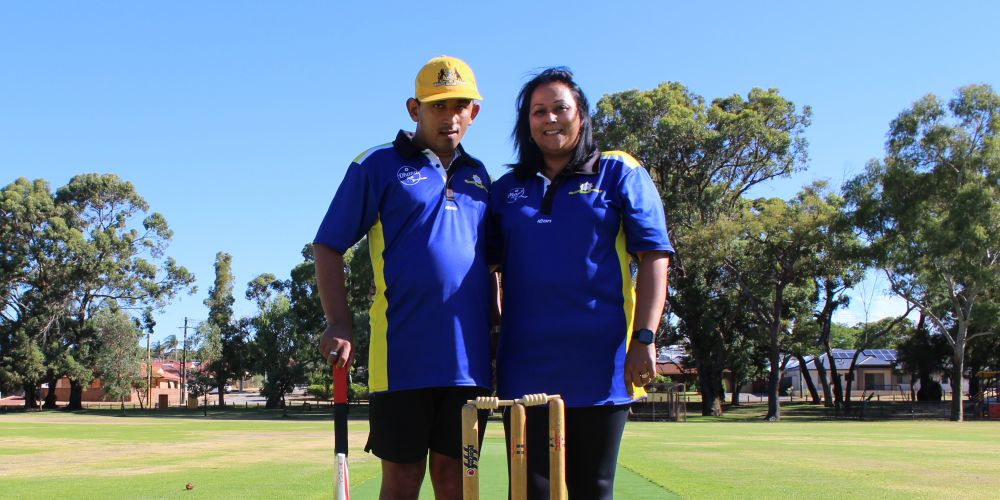Integrated Cricket League provides family with inspiration