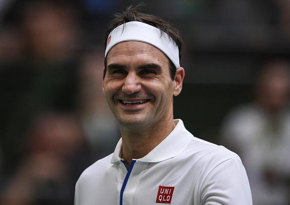 Tennis legend Roger Federer. Picture: Marcelo Endelli/Getty Images