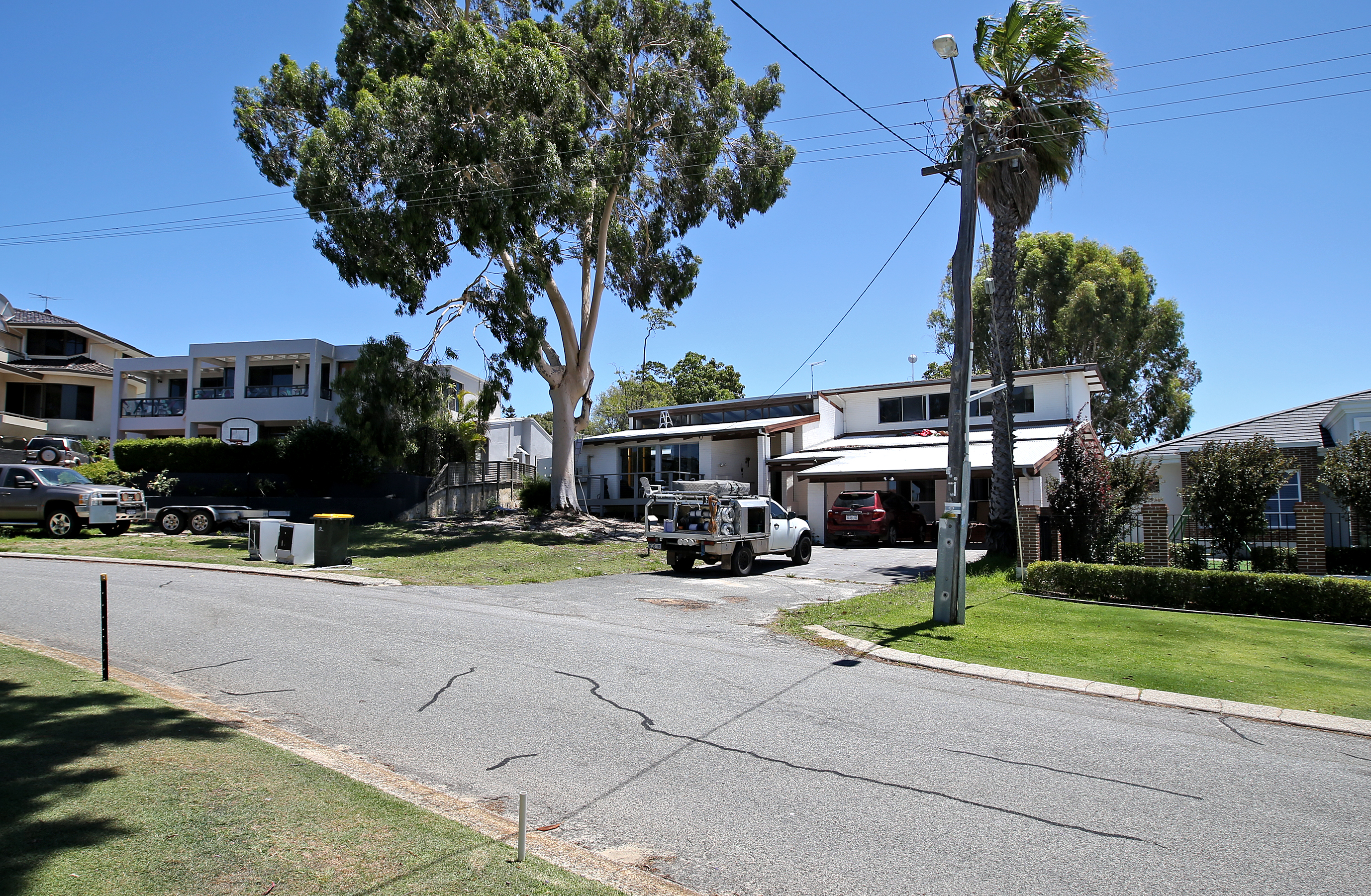 The clinic is proposed to operate from this home on Elabana Crescent in Dianella. Photo: David Baylis