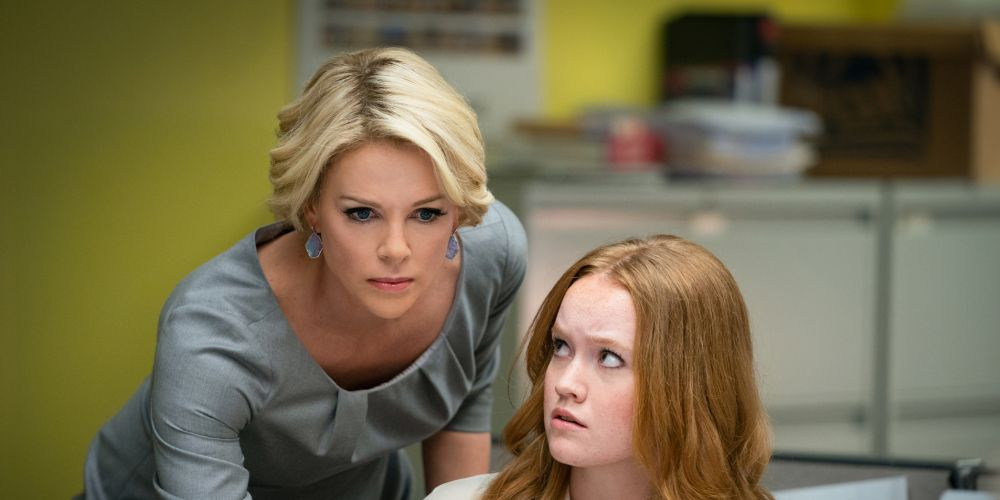 Liv Hewson stars alongside Charlize Theron in Bombshell.