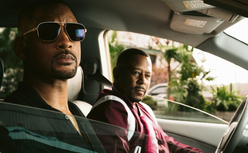 Will Smith and Martin Lawrence.