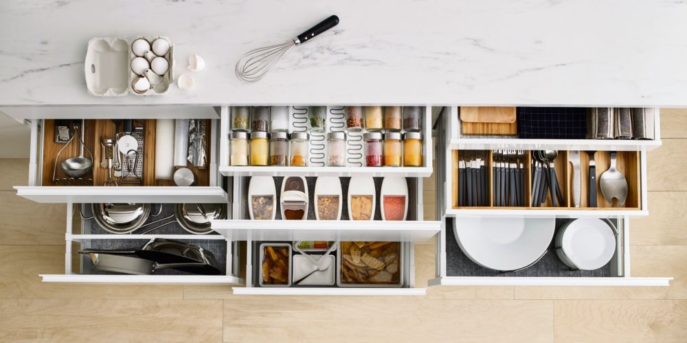 IKEA is recruiting home organisation experts. Picture: IKEA Australia