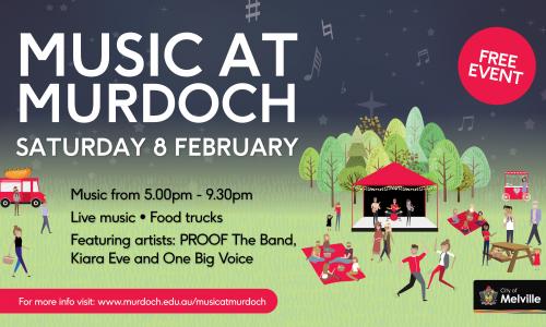 Music at Murdoch