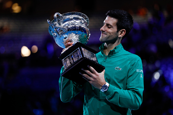 Australian Open 2020: Djokovic targets Federer's records as slams stack up