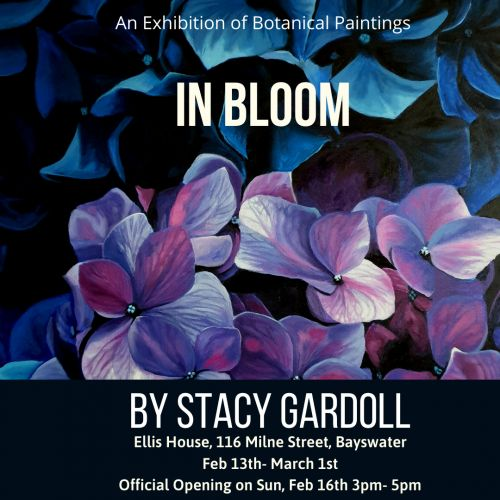 In Bloom Exhibition