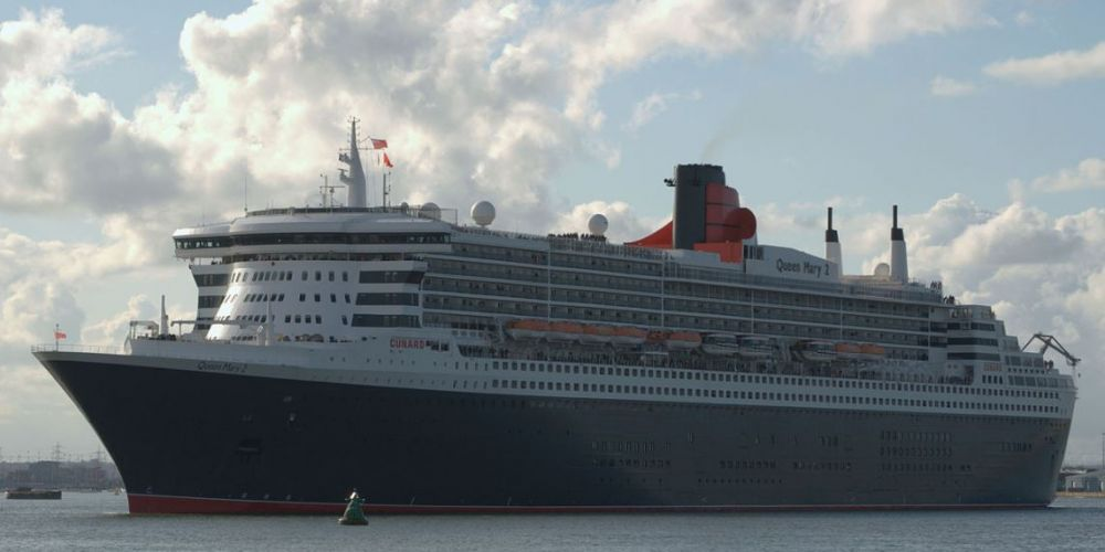The Queen Mary 2. Photo: Wikipedia