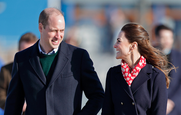 Prince William and Catherine, Duchess of Cambridge. Picture: Max Mumby/Indigo/Getty Images