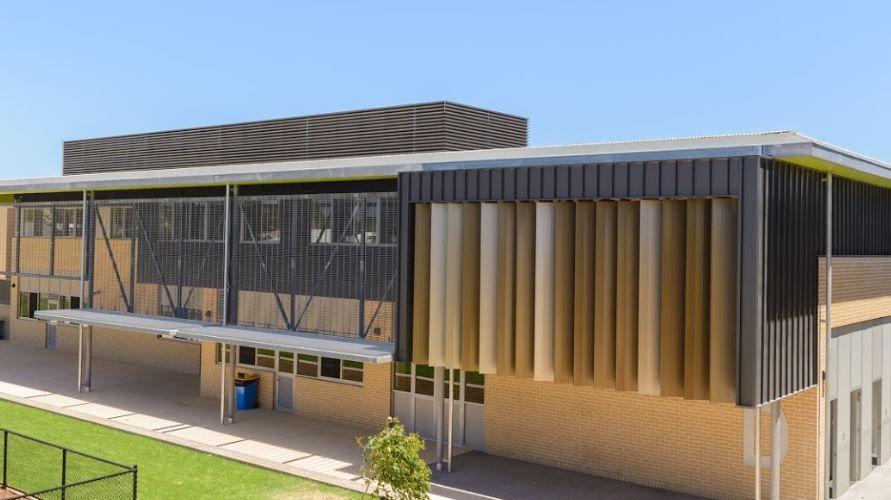 Yanchep Secondary College.