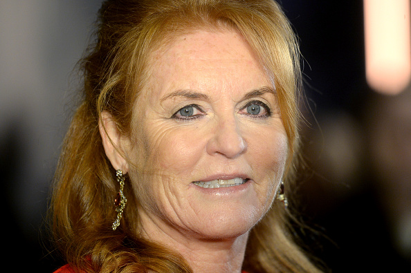 Sarah Ferguson has penned five picture books and two young chapter books for Perth-based Serenity Press. Picture: Dave J Hogan/Getty Images