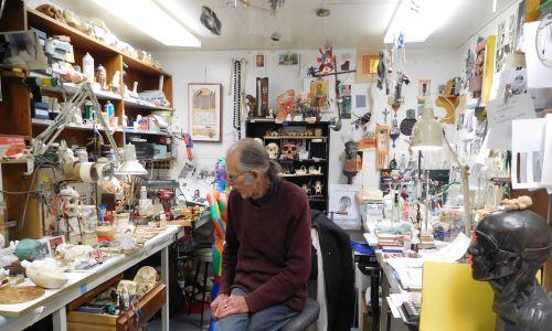 Hans Arkeveld Artist & Curator Talk