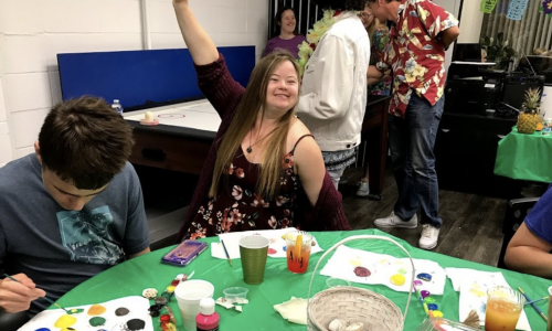 Club Beacons Social Club for Individuals with Developmental Disabilities