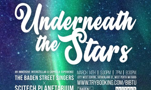Underneath the Stars