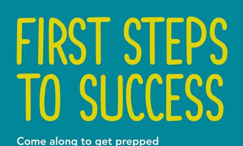 First Steps to Success