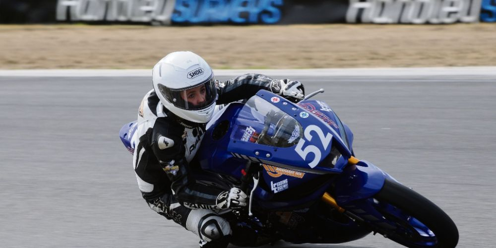 Hannah Stewart will take part in round 1 of the Australian Superbike Championship. Picture: Innes photography