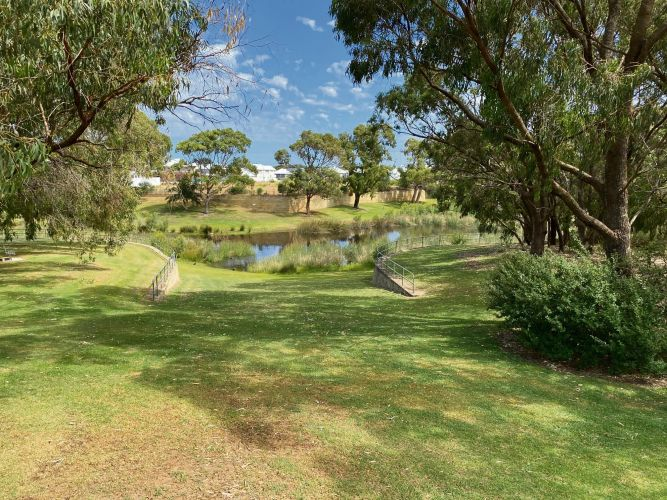 Joondalup council has supported a petition for a playspace at Lacepede Park, Sorrento. Picture: Tyler Brown