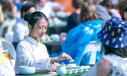 Tea Meditation at BBMF 2020