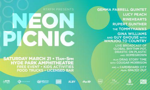 Neon Picnic 2020