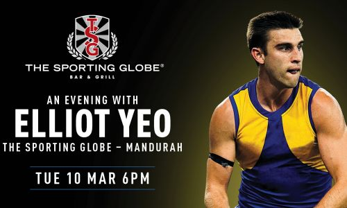 An Evening with Elliot Yeo