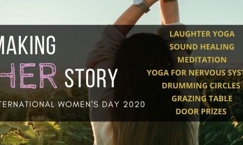 Making HERstory – International Women's Day