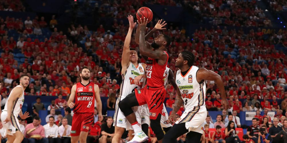 Wildcats into NBL Grand Final series