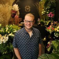 Matthew Landers in his new Claremont  store. Photo: Andrew Ritchie