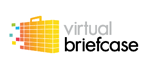 Referral Partner Logo Virtual Briefcase