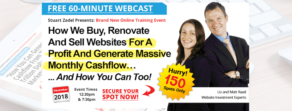 FREE 60-Minute Online Training Event